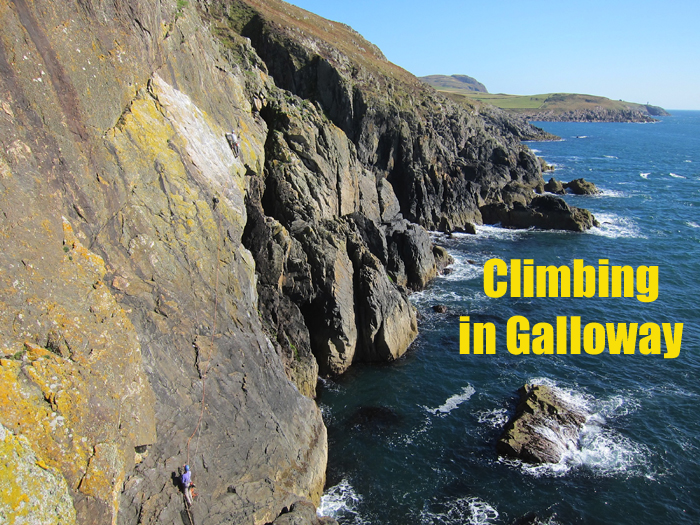 Rock Climbing in Galloway Index page